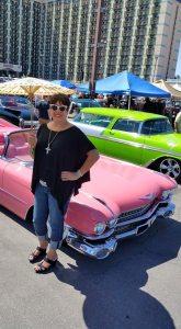 Me Pink Cadillac